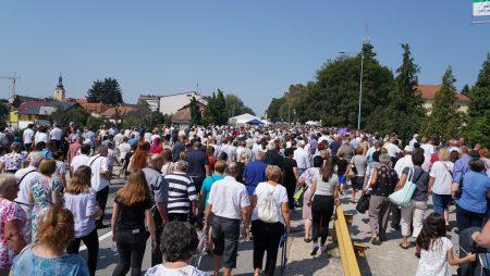 Proštenje ulicama Ludbrega – 30.08.2019.